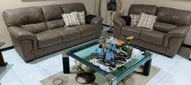 Sofa set like new jual rugi