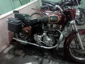 My new conditions bullet 350 for sell (kick start)