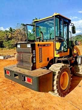Wheel Loader Baru di Bone Bolango Murah Power Max Engine plus Turbo