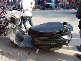 Good condition hero maestro for sale in baddi.