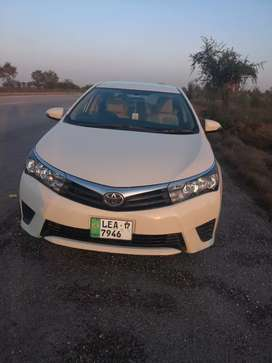 Corolla xli 2016 for sale