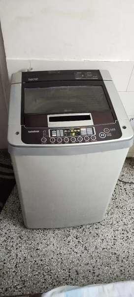 LG washing machine 6.2 Kg fuzzy logic