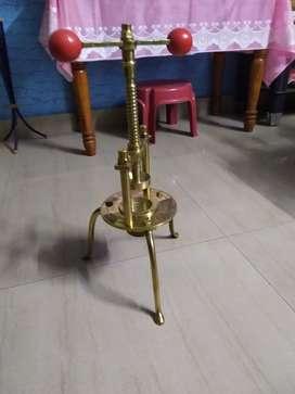 Shevgo noodle maker Pure brass available