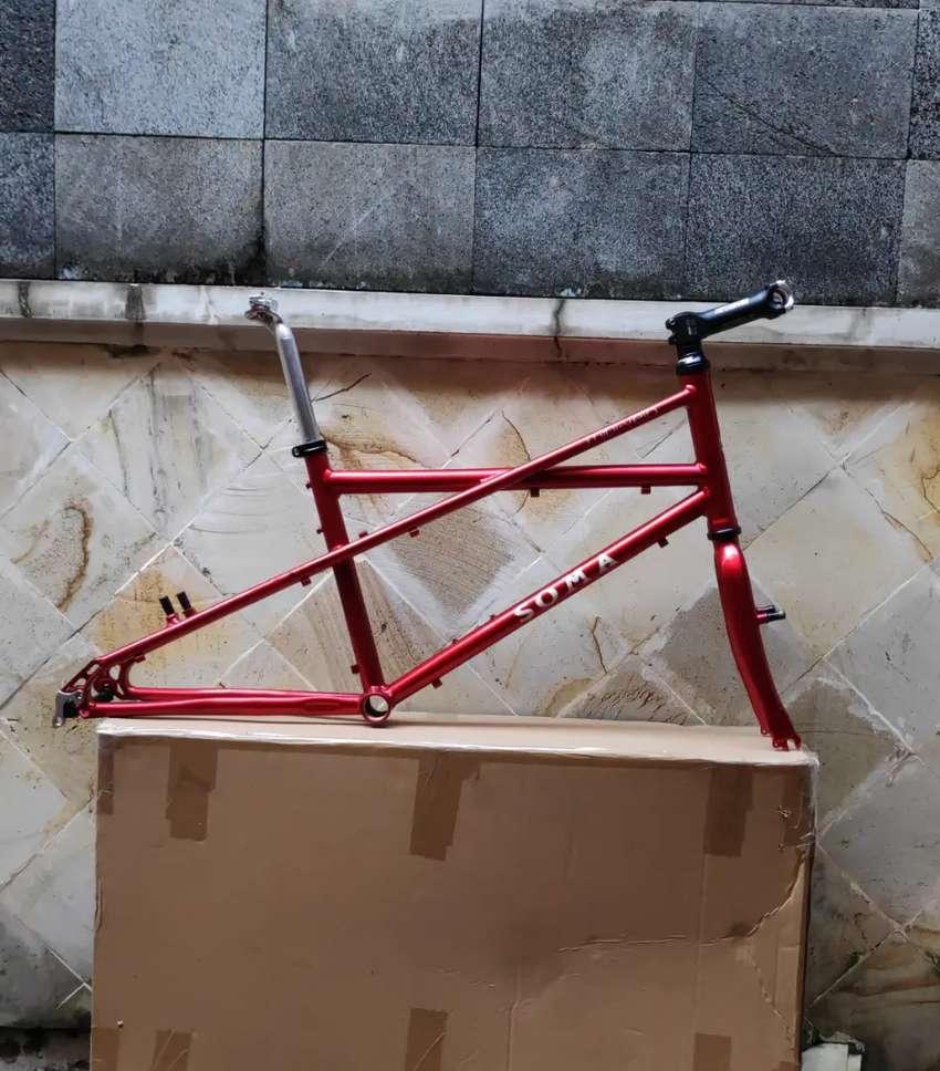Frame Minivelo SOMA Made In Taiwan