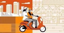 UBER MOTO - Hiring for Bike Riders in Chennai