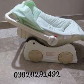 Baby cot for sale in excellent condition with new features