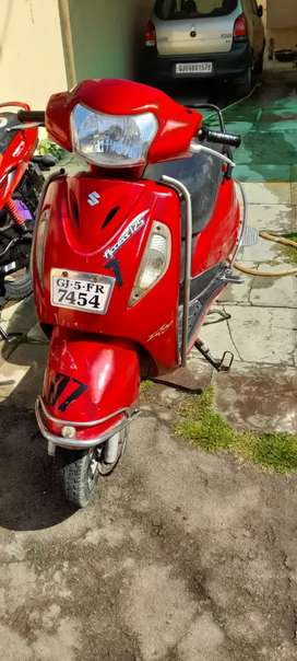Scooty is for sale