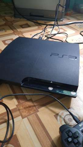 PS 3 SLIM 250GB full games terbaru