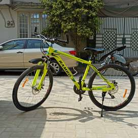 2019 Pro Rambo Gear Mountain Bike 26 inches with disc Brakes and Gears