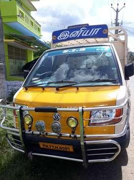 Ashok Leyland Dost service record single owner