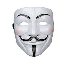 Topeng Vendetta Mask Occupy Anonymous Cosplay
