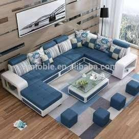 Jjk asif furniture brand new sofa set sells whole price
