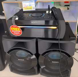 SONY SHAKE-X10D HOME AUDIO SPEAKER SYSTEM WITH DVD