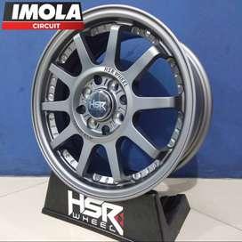 Peleg Mobil Ring 15 Calya Avanza HSR GYKANA R15x65 Pcd 4x100 & 4x114,3
