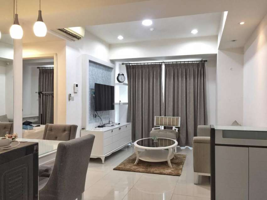 For Rent Aparment Casa Grande Residence 2BR luas 71 sqm Furnished 0