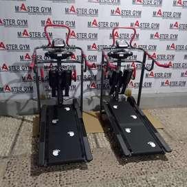 Treadmill Manual - Alat Fitness - MG Sports Mg/8705