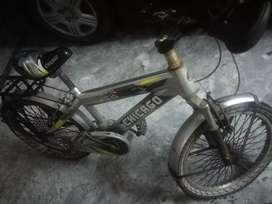 Chicago orginal cycle for sale urgent