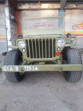 Villy  jeep
