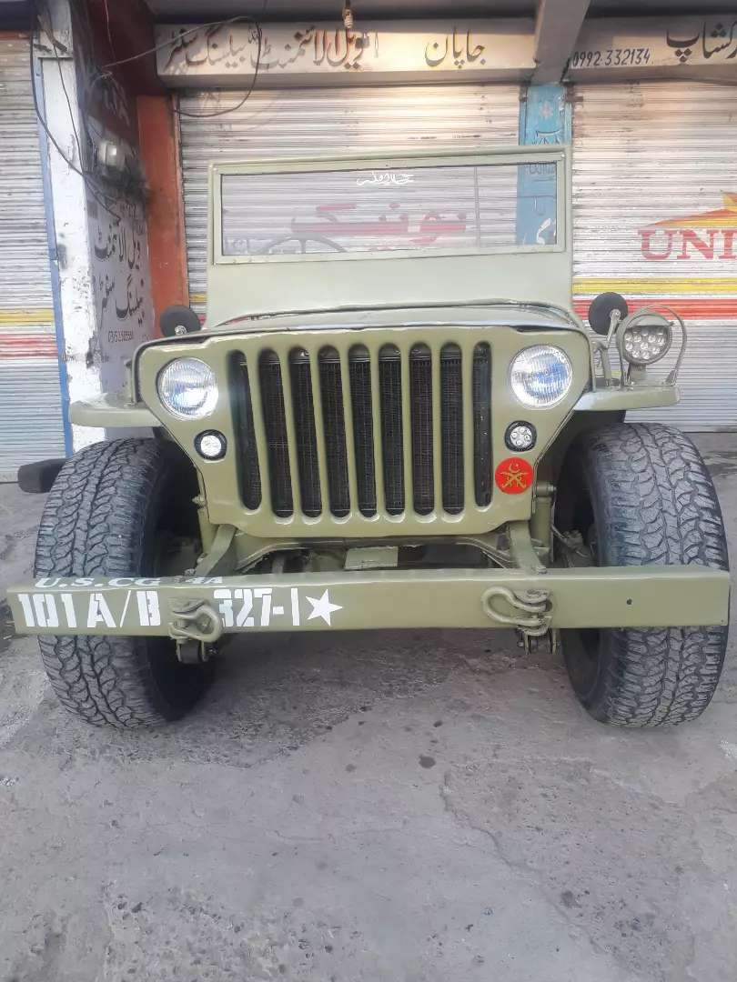 Villy  jeep 0
