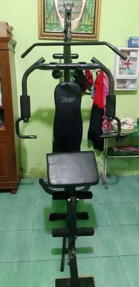 Home gym fitnes