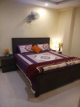 3.Bed room fully furnished for rent in Bahria town