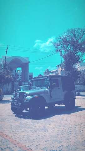 Mahindra Thar 2015 Diesel Good Condition