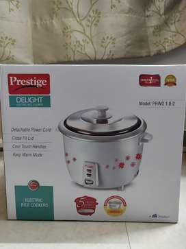 Prestige Electric rice cooker - Brand new sealed pack