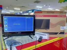 Polytron led tv 20 inch