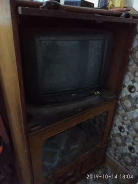 LG CRT TV - 21 inch - Perfect Condition