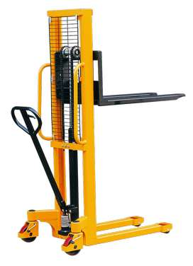 Manual Stacker / Lifter / Loader in Pakistan, Battery Operated Lifter