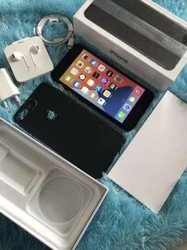 IPhone 7 Plus 128GB Black Ex Ibox Indonesia Bisa TT
