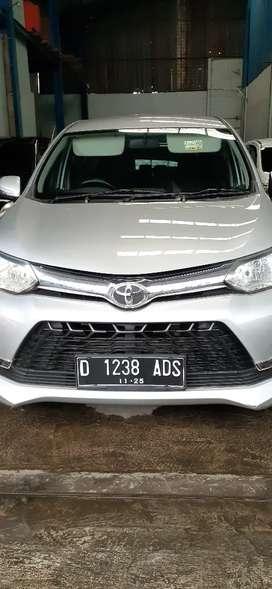 Toyota New Avanza Veloz 2015