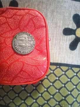 Ram darbar incient silver original coin