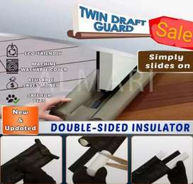 Shop Office Home Twin Under Door Draft Guard Stopper Dual Best Quality