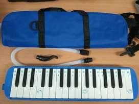 Pianika Eagle Biru Anak