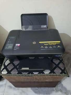 HP Deskjet Ink advantage 2515 Printer