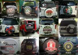 Cover Sarung Ban Serep Mobil CRV-Vitara Dll /Terios/Everest/Mari Merap