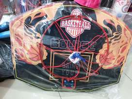 Ring Basket Papan + Jaring