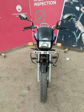 Good Condition Hero Splendor Plus with Warranty |  9250 Jaipur
