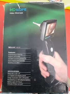 LED otoscope for ent drs