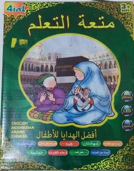 Playpad Anak Muslim Ipad 4 Bahasa (Indo,Arab,Inggris,Mandarin)