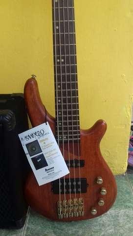 jual bass gitar dan sound