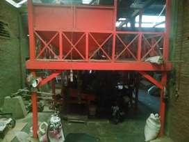 Jual Full Set Mesin Pabrik Penggilingan Padi