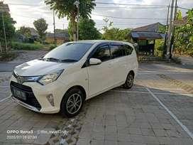 Total DP 17 Juta Toyota Calya 1.2 G Automatic Tahun 2016