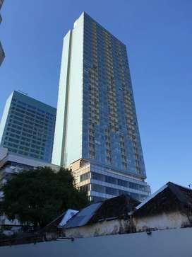 Tanah Bangunan Basuki Rahmat 1900m2 CBD Surabaya Pusat 69 M Nego