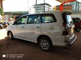 Toyota Innova 2015 Diesel Well Maintained,