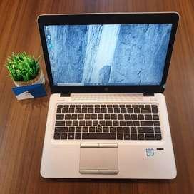 HP Elitebook 840 g3 i5 8/512ssd bekas second