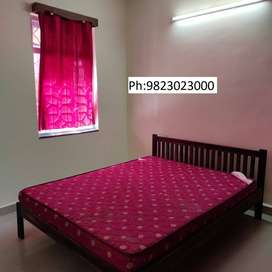 2 king size beds for sale,with mattress(1 metal,1 wooden)