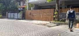 Pengelasan pagar dan kanopi Sidoarjo Surabaya