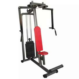 Pec Dec fly and leg extension and leg curl